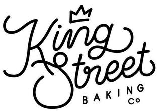 KING STREET BAKING CO trademark