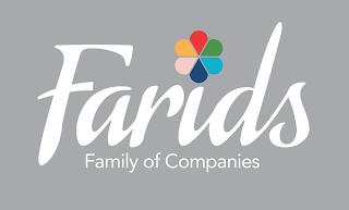 FARIDS FAMILY OF COMPANIES trademark