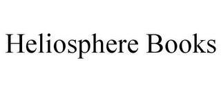 HELIOSPHERE BOOKS trademark
