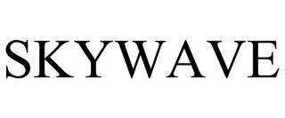 SKYWAVE trademark