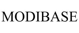 MODIBASE trademark