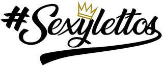#SEXYLETTOS trademark