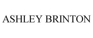 ASHLEY BRINTON trademark