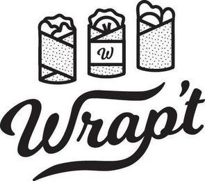 W WRAP'T trademark