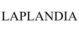 LAPLANDIA trademark