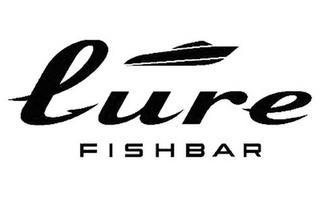 LURE FISHBAR trademark