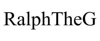 RALPHTHEG trademark