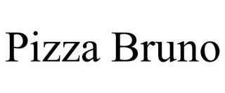 PIZZA BRUNO trademark