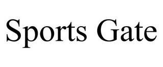 SPORTS GATE trademark