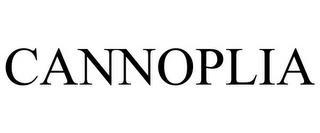 CANNOPLIA trademark
