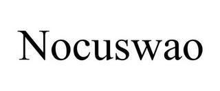 NOCUSWAO trademark