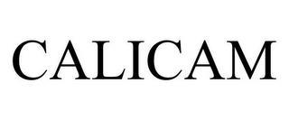 CALICAM trademark