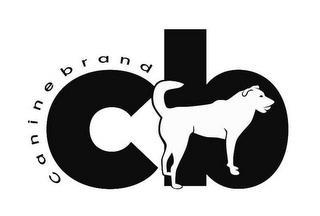 CANINE BRAND CB trademark