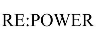 RE:POWER trademark