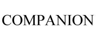 COMPANION trademark