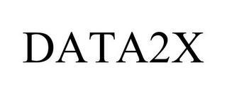 DATA2X trademark