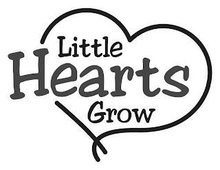 LITTLE HEARTS GROW trademark
