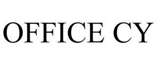 OFFICE CY trademark