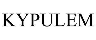 KYPULEM trademark