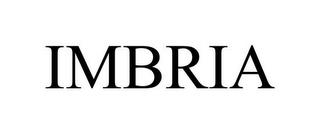 IMBRIA trademark