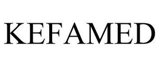 KEFAMED trademark