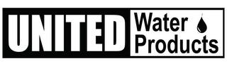 UNITED WATER PRODUCTS trademark