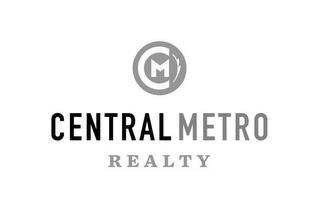 C M CENTRAL METRO REALTY trademark