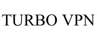 TURBO VPN trademark