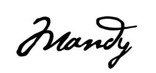 MANDY trademark