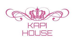 KAPIHOUSE trademark