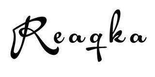 REAQKA trademark