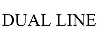 DUAL LINE trademark