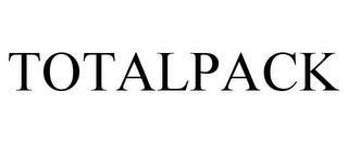 TOTALPACK trademark