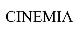 CINEMIA trademark