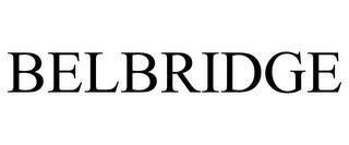 BELBRIDGE trademark