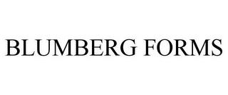 BLUMBERG FORMS trademark