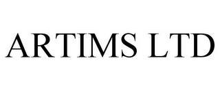 ARTIMS LTD trademark