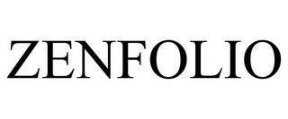 ZENFOLIO trademark