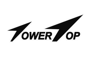 TOWERTOP trademark