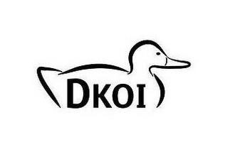 DKOI trademark