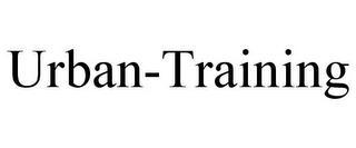 URBAN-TRAINING trademark