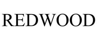 REDWOOD trademark