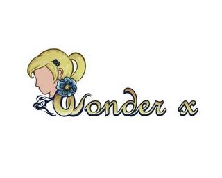 WONDER X trademark