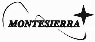 MONTESIERRA trademark