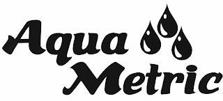 AQUA METRIC trademark