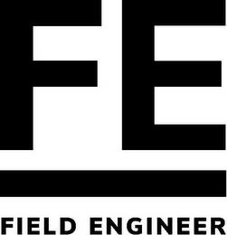 FE FIELD ENGINEER trademark