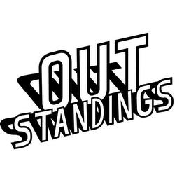 OUT STANDING trademark