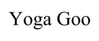 YOGA GOO trademark