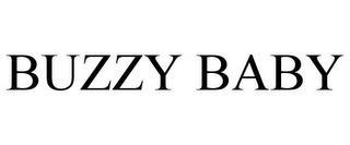 BUZZY BABY trademark