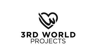 W 3RD WORLD PROJECTS trademark